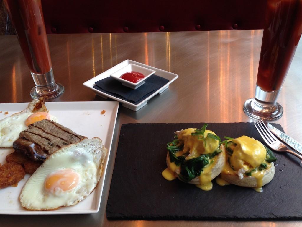 The alchemist - breakfast 2
